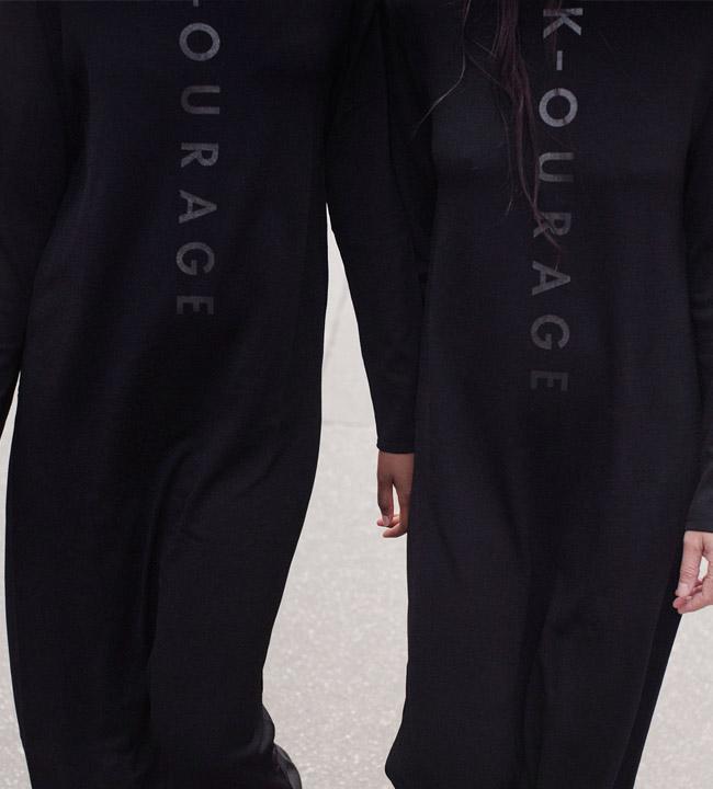 K-OURAGE på Aplace.com