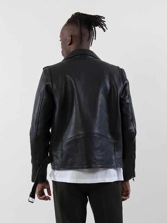 Berlin Jacket Black Leather