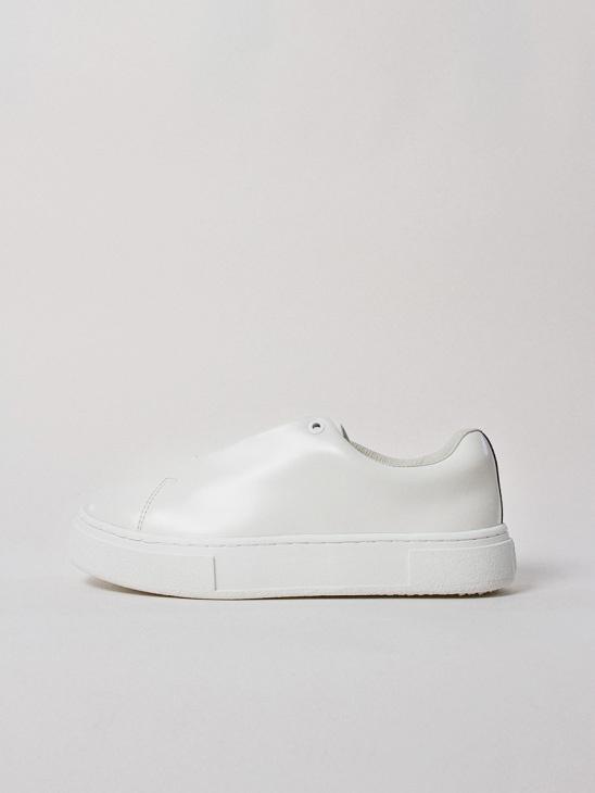 APLACE Doja Leather White M - Eytys