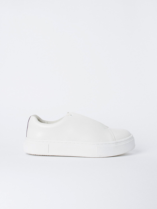 APLACE Doja Leather White M - Eytys