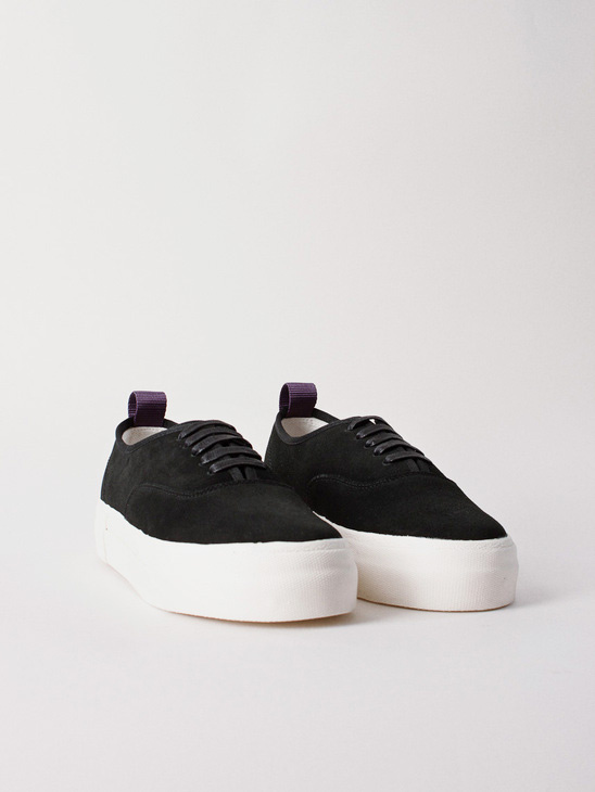 Mother Suede Black