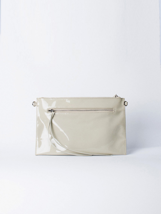 Zip Bag Patent Khaki