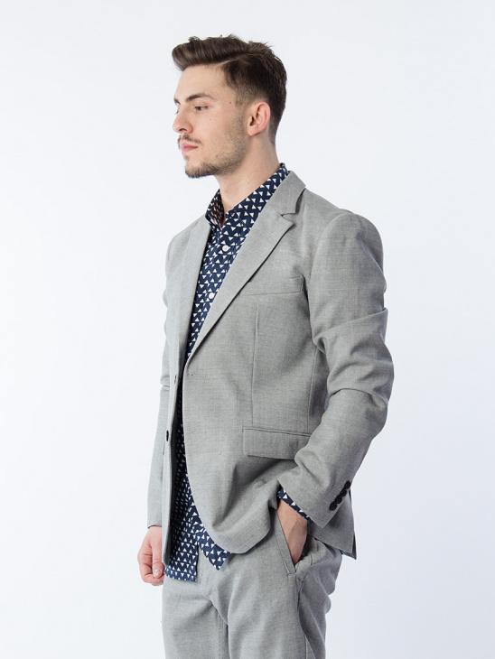 Quentin Grey Texture