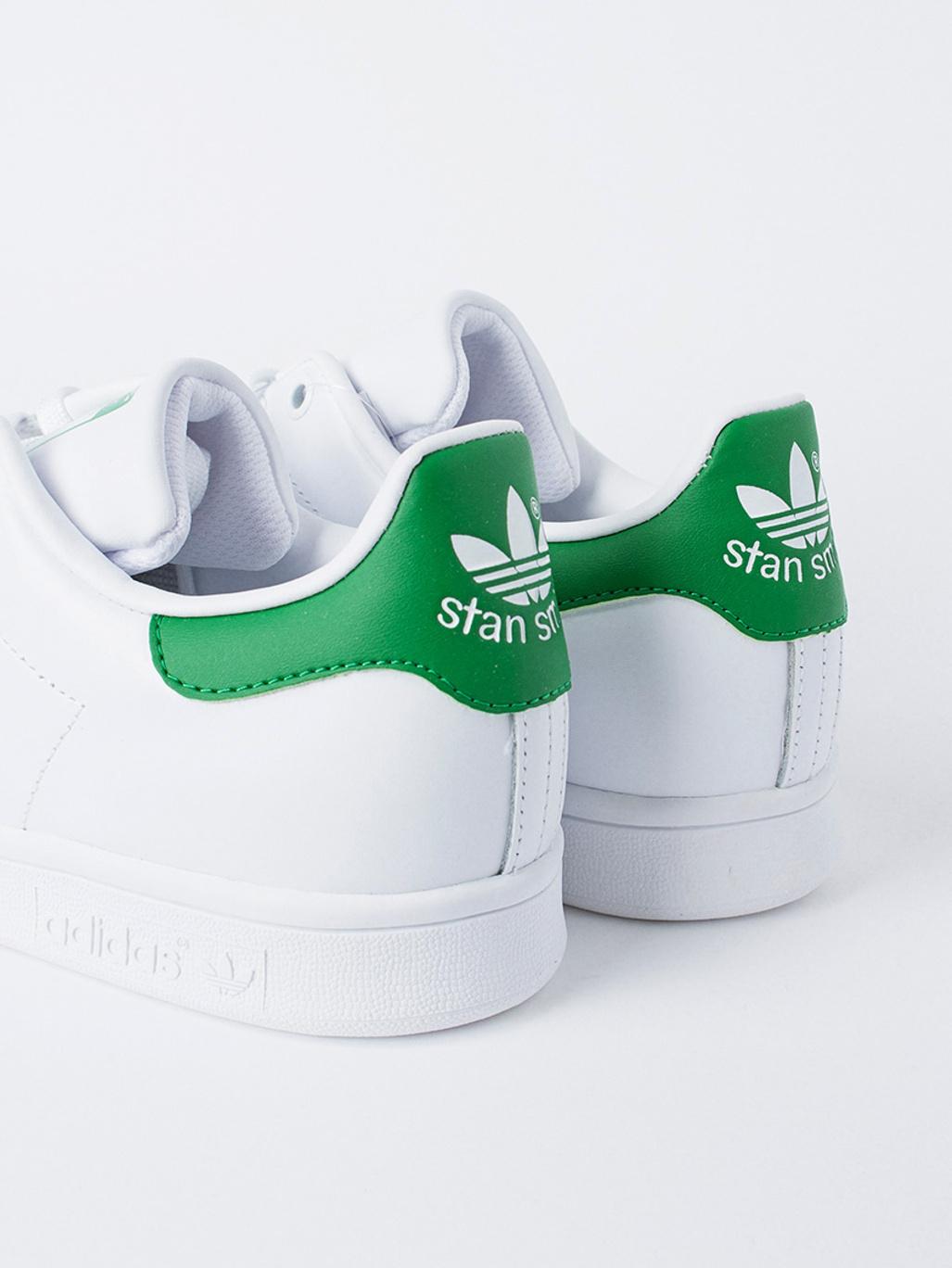 promo code 94175 4cb73 Stan Smith WhiteGreen - Adidas Originals - APLACE Fashion Store  Magazine