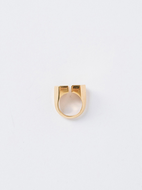 Orphalese Ring Gold Plated M/L