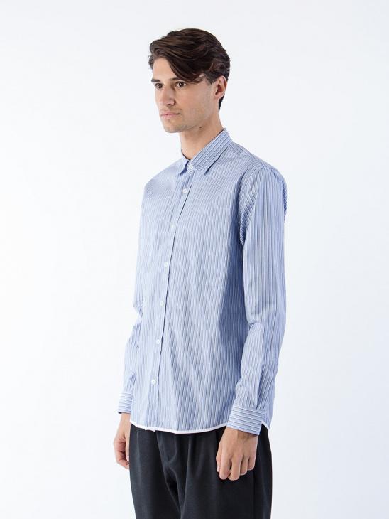 Type Shirt Light Blue