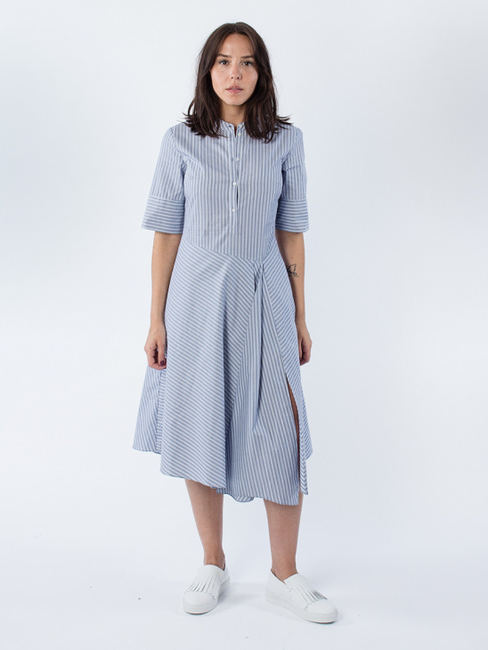 APLACE Camilla Dress - DAGMAR