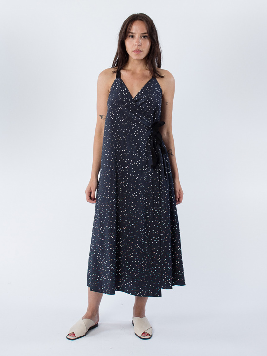 APLACE Scarla Dress - DAGMAR