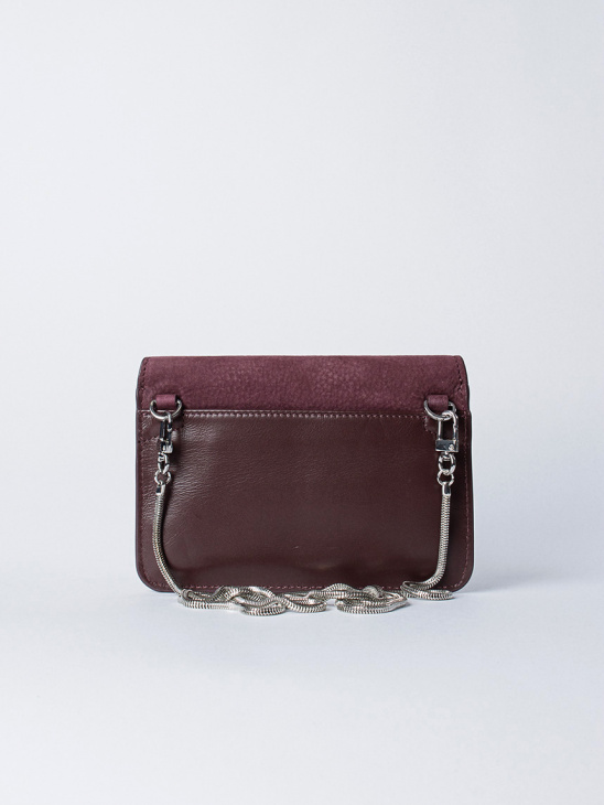 Tyra Purse Bordeaux
