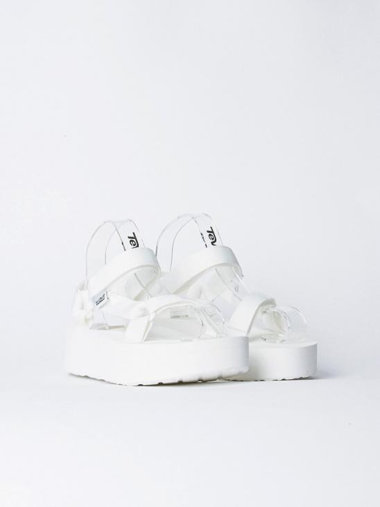 Flatform Universal B White