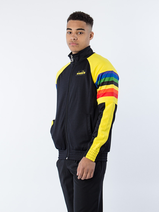 Track Jacket BJ88 Black