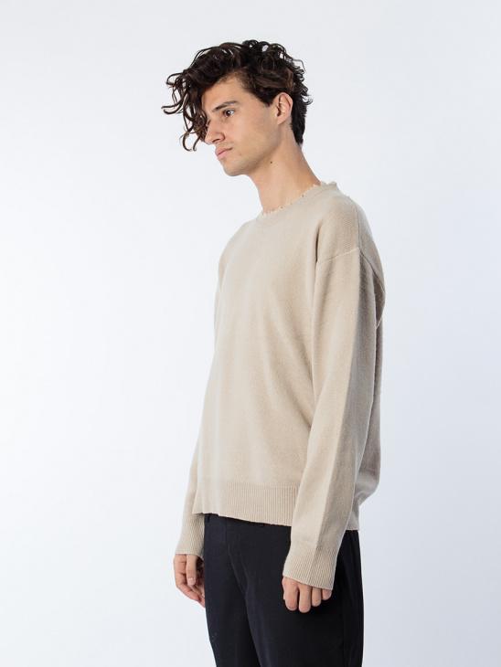 Kayta Knit Cream