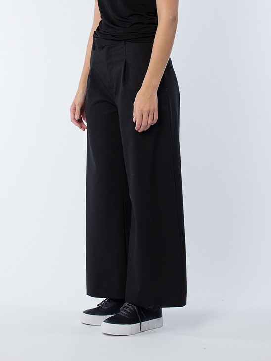 Fort Trouser Black