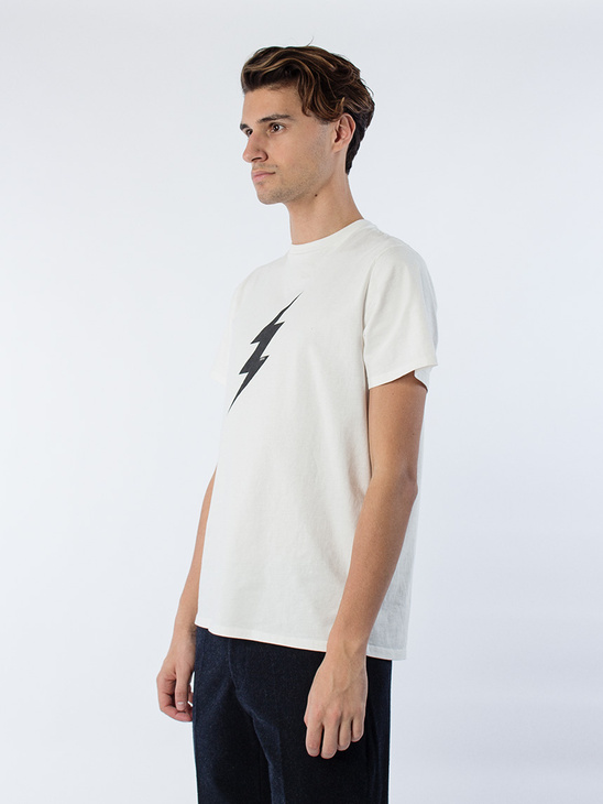 Skate Tee Off White Bolt