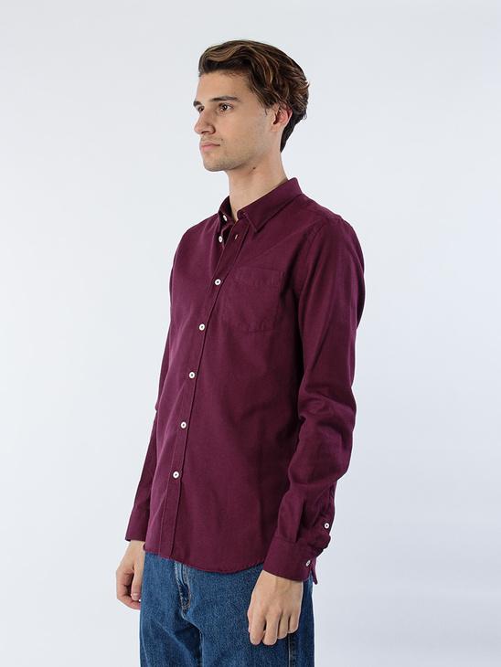 Classic Shirt Bordeaux