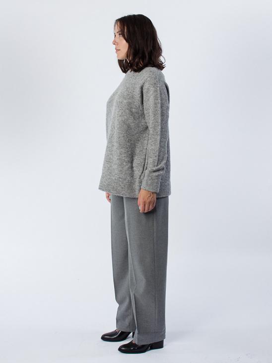 Nor O-N Long 7355 Grey Mel