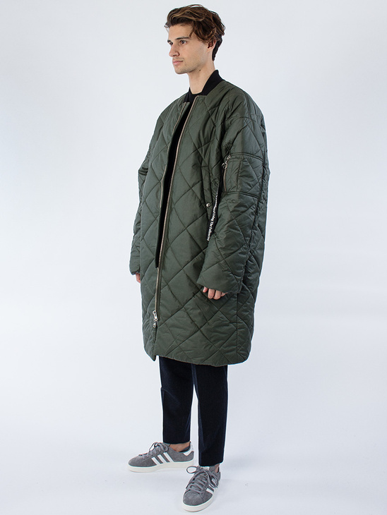Cover Parkas Olive
