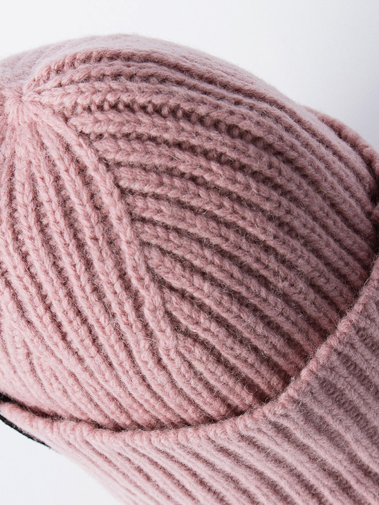 Mason Hat Dusty Rose