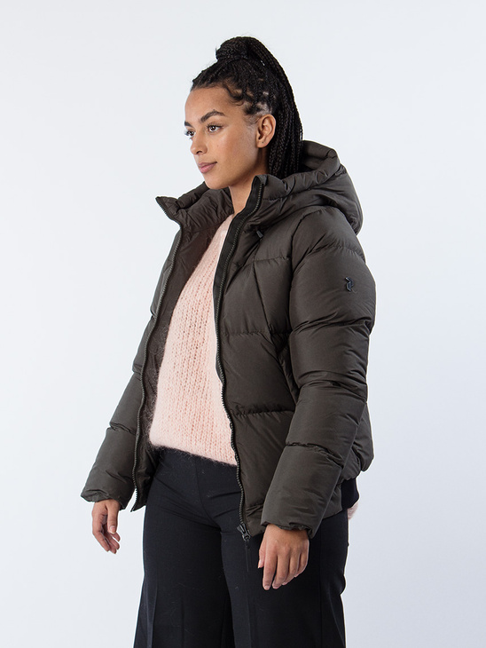 W Air Jacket Olive Extreme
