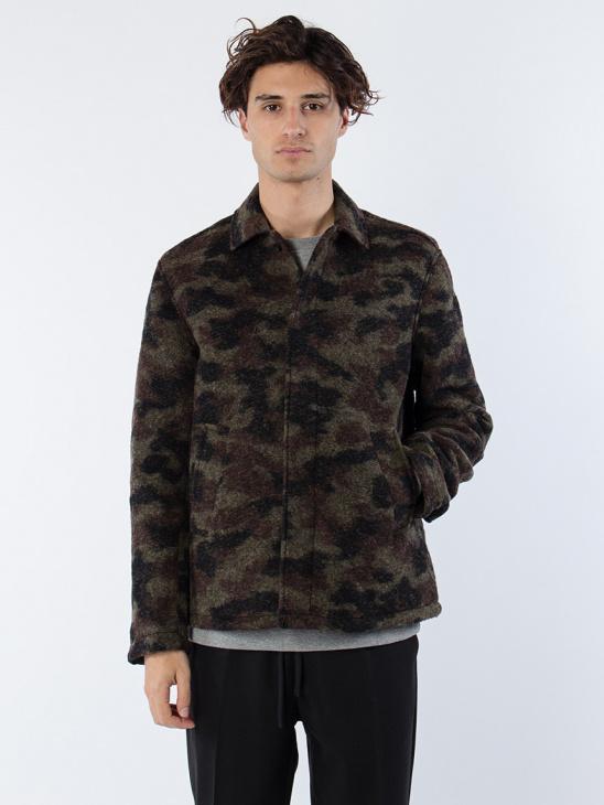 APLACE Woolcam Shirt Pattern - Peak Performance