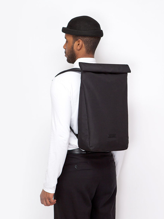 Alan Backpack Black