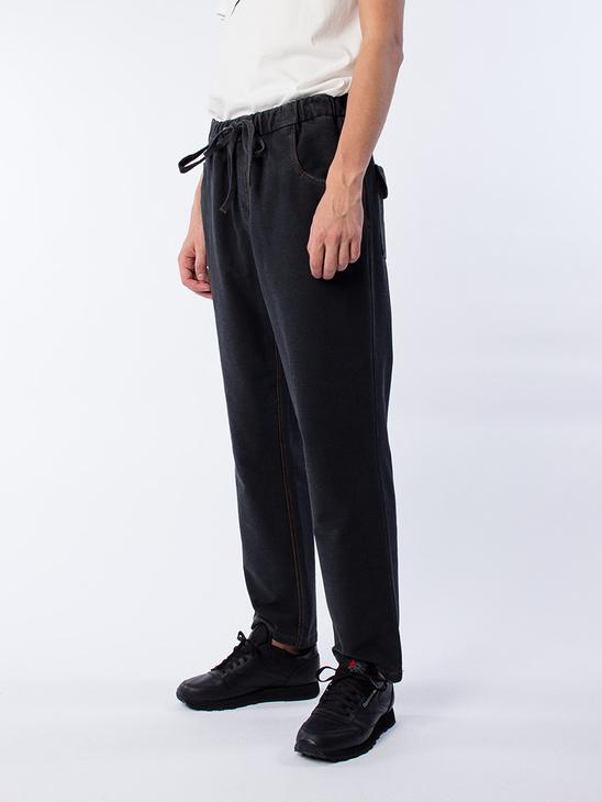 Denim Comfort Pants Washed B