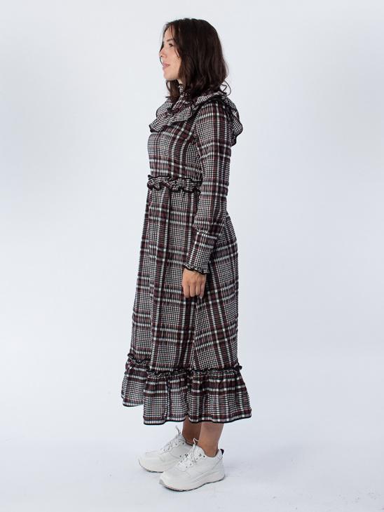 Charron D. Chocolate Dress