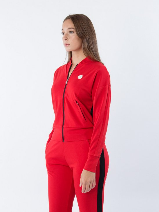 Track Jacket Signature 81 Red