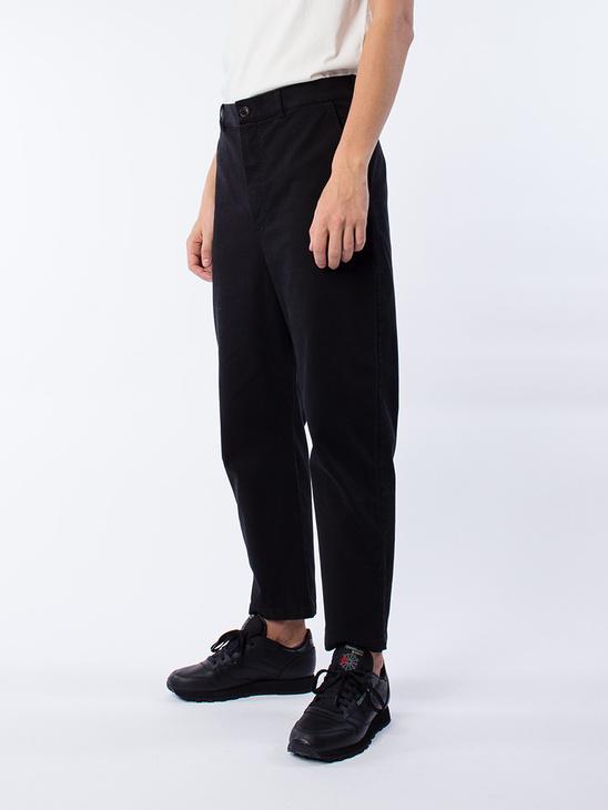4Ever Pants Cotton Black