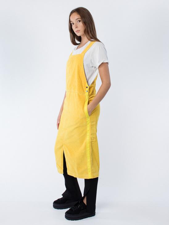 Wide Wale Dungie Dress