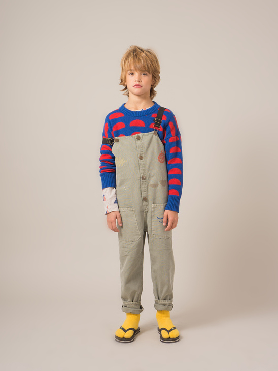 Knitted Jumper Crests