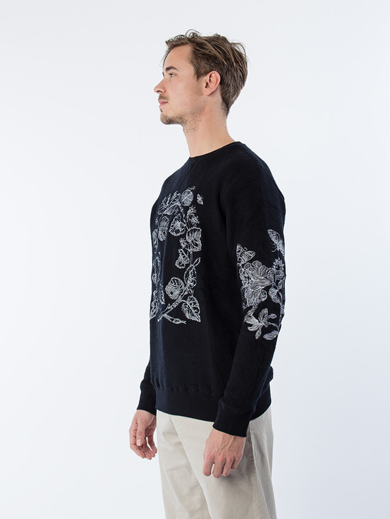 Damian Merino Wool Sweat