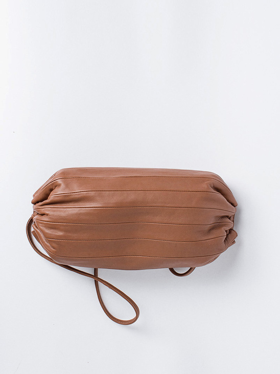 Karla Shoulder Bag Brown