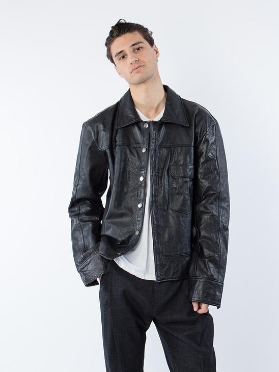 Montana Leather Jacket