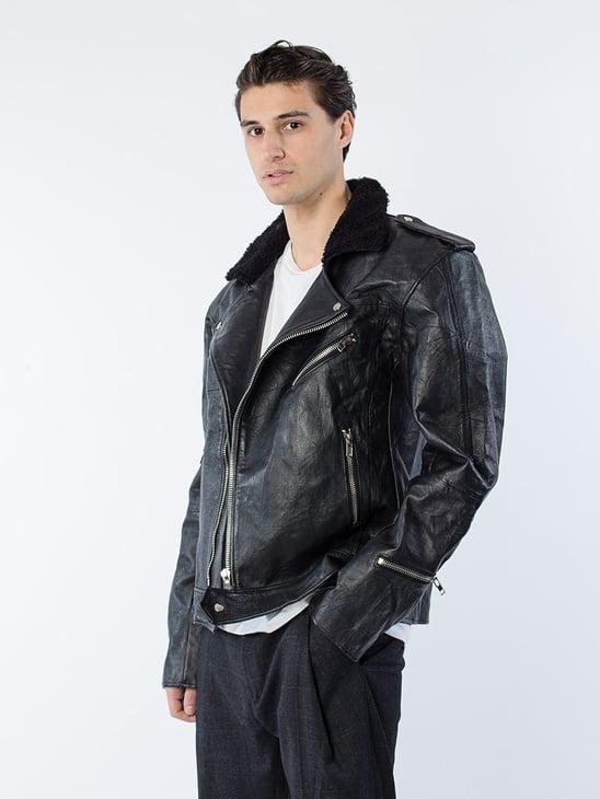 Avery Men's Leather Jacket