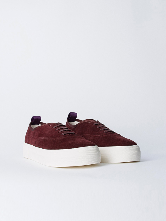 Mother Suede Cabernet H