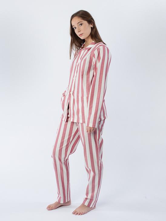 Uno Pyjamas Red White