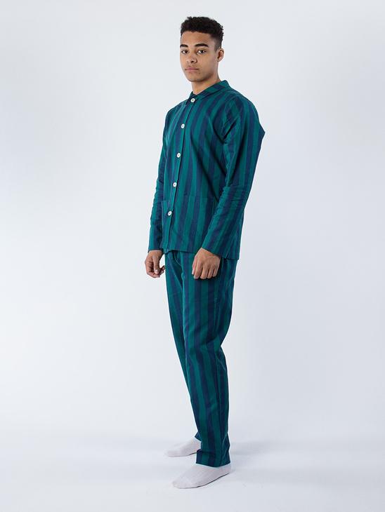 Uno Pyjamas Blue Green