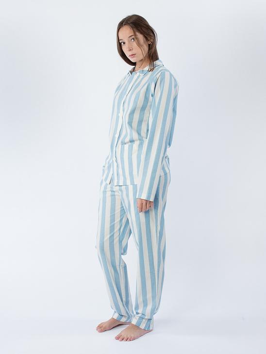 Uno Pyjamas Blue White