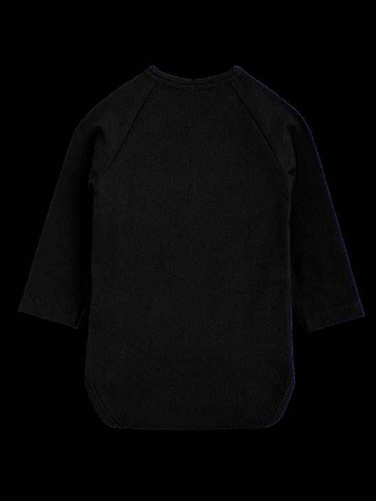 Basic Wrap Body Black