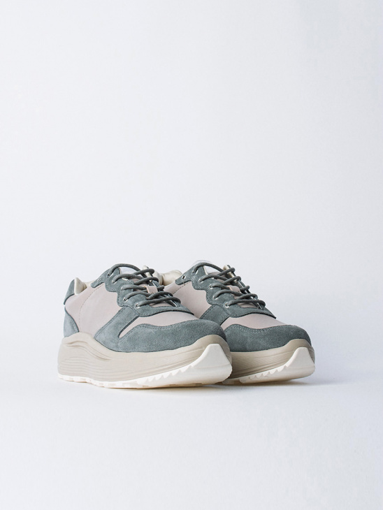 Jet Combo Suede Sage M
