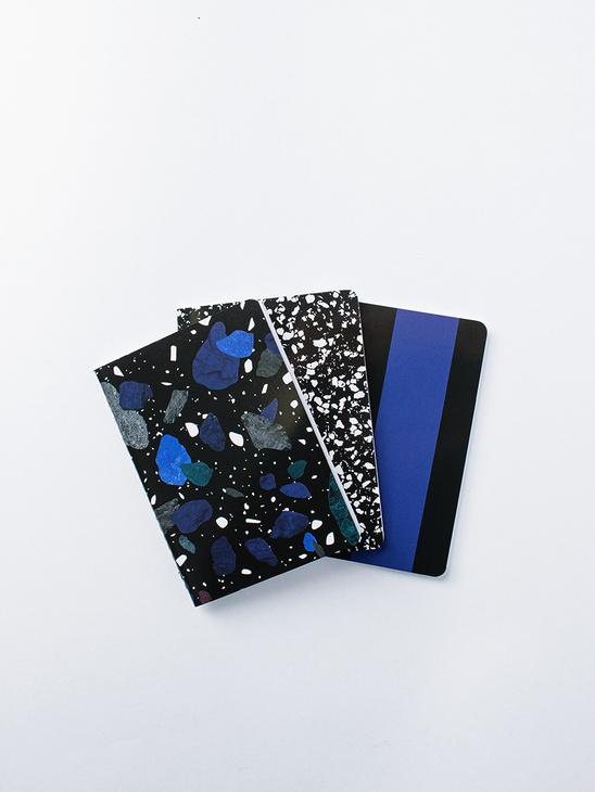 Notebook Small 3pcs Dk Print
