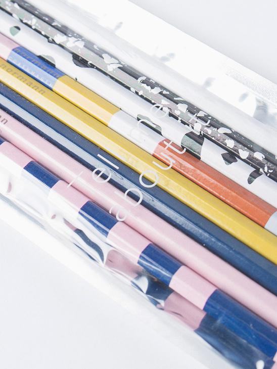 Pencils 8pcs Mix