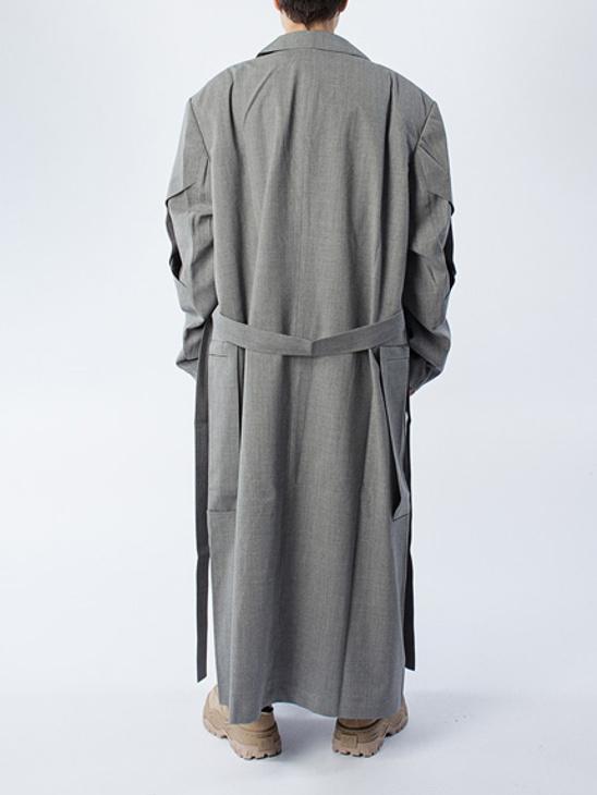 Hilla Wool Coat