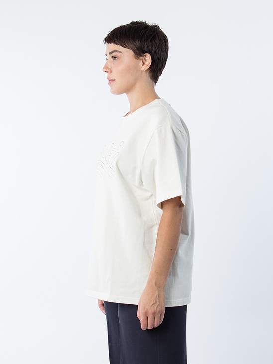 Tug T-Shirt Off White