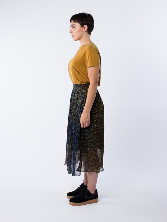 APLACE Paris Skirt 8333 - Samsøe & Samsøe