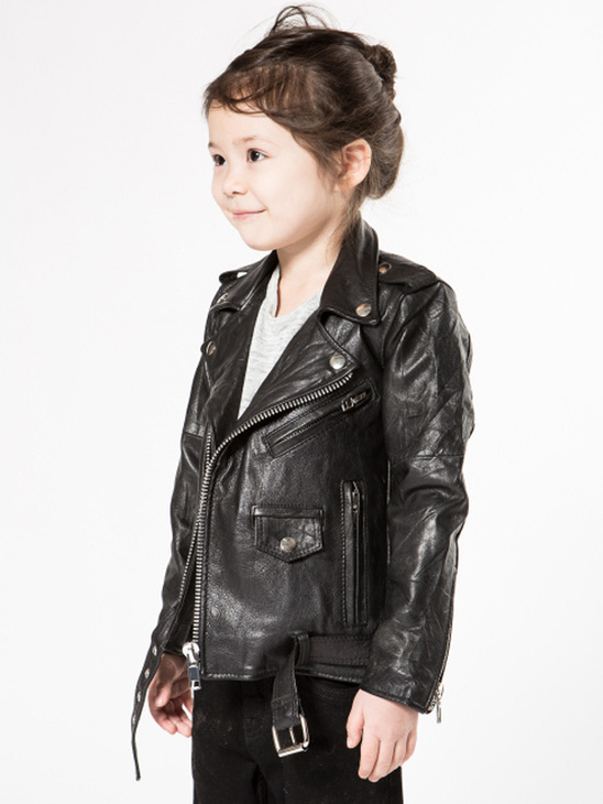Kids Biker Jacket