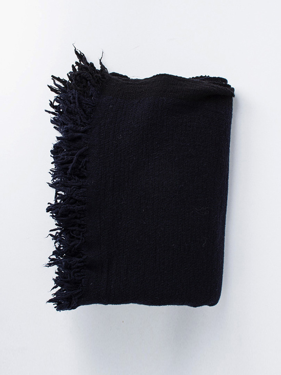 M. Boiled Wool Scarf