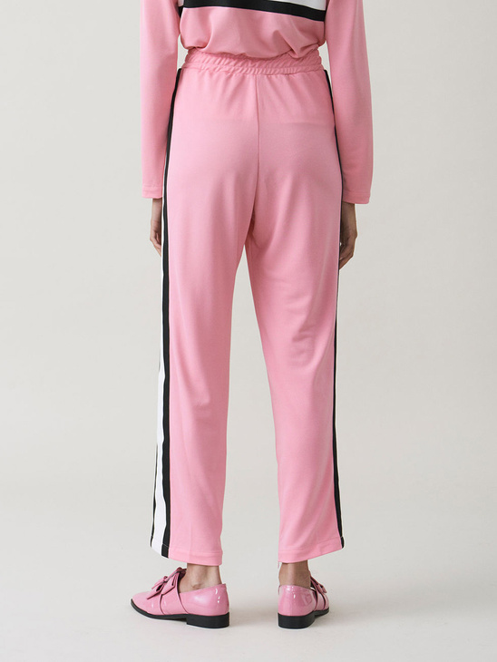 Dubois Polo Pants Sea Pink