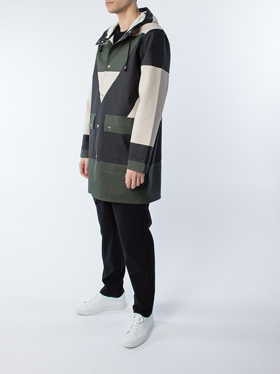 Stutterheim Colorblock 2